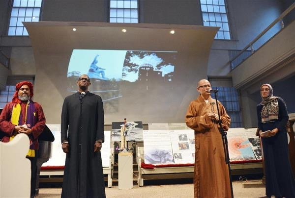 Annual Interfaith Peace Gathering and Peace Exhibition